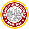 Borough of Exeter, Luzerne County, Pennsylvania - Established 1884